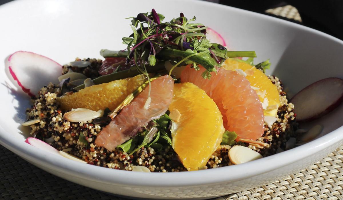 Six Reasons To Eat Seasonal Fare