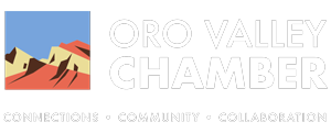 Oro Valley Chamber of Commerce logo transparent